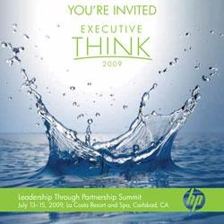 HP Executive Think