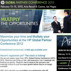 HP GPC website