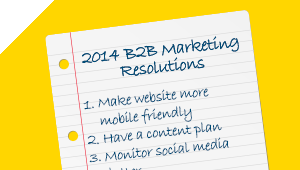 2014 B2B Resolutions